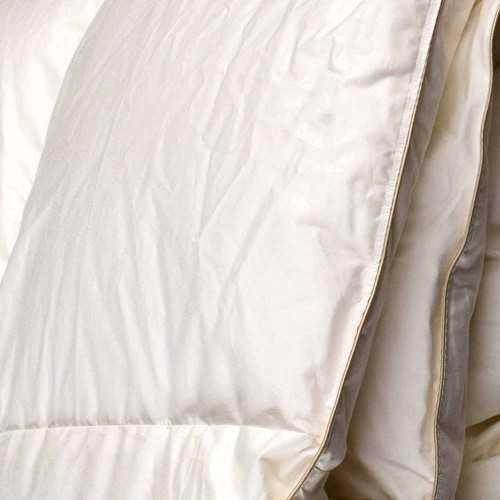 Kołdra puchowa Morfeusz Lux Letnia (200x220) Ecru